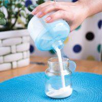 ظرف ذخیره پودر شیر خشک بی بی جم «babyjem»