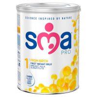 شیر خشک اس ام ای پرو 1 SMA PRO