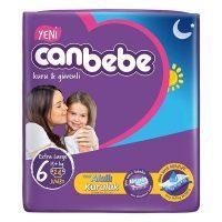 پوشک بچه جان ب ب (Canbebe) سایز 6