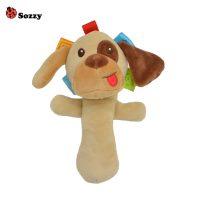 عروسک پولیشی جغجغه ای سوزی «sozzy» طرح هاپو