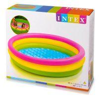 استخر بادی کودک اینتکس INTEX کد 57412NP قطر 114cm