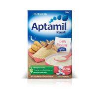 سرلاک شیر و گندم و بیسکویت مخصوص شب آپتامیل Aptamil
