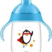 لیوان دهنی دار پنگوئنی ۳۴۰ میلیلیتر فیلیپس اونت آبی