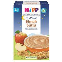 سرلاک سیب و شیر و غلات مخصوص شب هیپ hipp