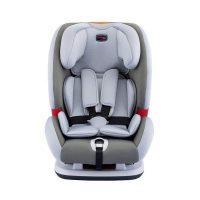 صندلی ماشین بیبی لند رنگ طوسی Baby Land مدلcomfort