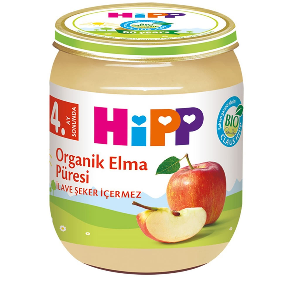 پوره ارگانیک سیب هیپ Hipp