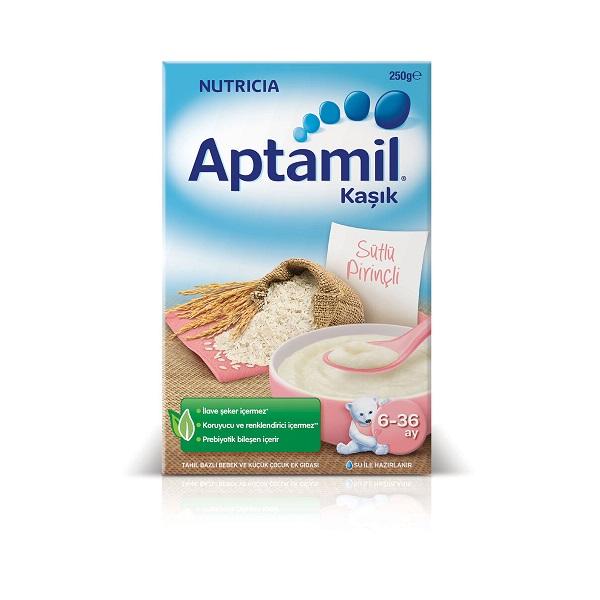 سرلاک شیر و برنج آپتامیل Aptamil