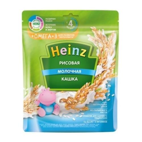 سرلاک فرنی برنج با شیر و امگا۳ هاینز Heinz