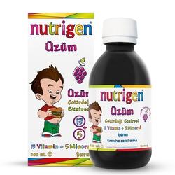شربت مولتی ویتامین و اشتها آور نوتریژن nutrigen