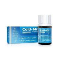 قطره استنشاقی کلد میکس (جهت باز کردن مجاری تنفسی) 5 میلی لیتری Cold mix