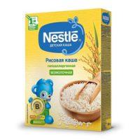 سرلاک فرنی برنج بدون شیر نستله Nestele