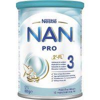 شیر خشک نان پرو NAN PRO شماره ۳ – ۸۰۰ گرمی