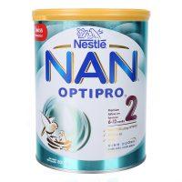شیر خشک نان اپتی پرو NAN OPTIPRO شماره 2– ۸۰۰ گرمی
